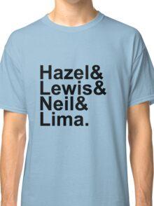 One Direction // Nicknames Classic T-Shirt