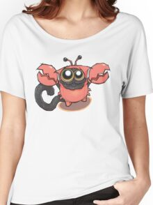Signs of the ZODICAT - Cancer: The crabby kitty Women's Relaxed Fit T-Shirt