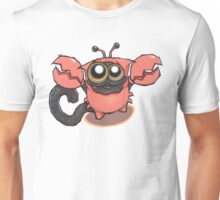 Signs of the ZODICAT - Cancer: The crabby kitty Unisex T-Shirt
