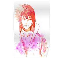 Aura Sasuke Uchiha  Poster