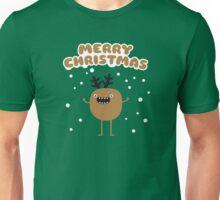 Funny Christmas Reindeer Unisex T-Shirt