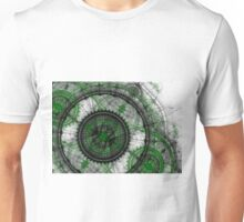 Abstract mechanical fractal Unisex T-Shirt