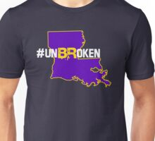 unbroken  louisiana Unisex T-Shirt