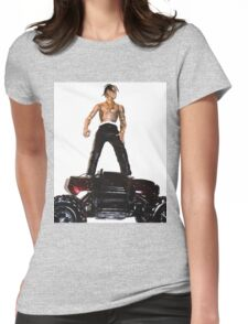 Rodeo (deluxe) Womens Fitted T-Shirt
