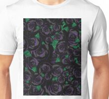 Blk Roses Unisex T-Shirt