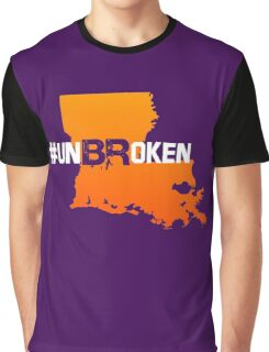 unbroken  louisiana flood of 2016 Graphic T-Shirt