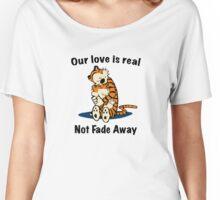 Not Fade Away! Women's Relaxed Fit T-Shirt