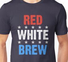 Red White Brew Unisex T-Shirt