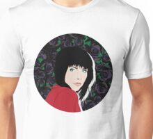 Carly Rae Roses Unisex T-Shirt