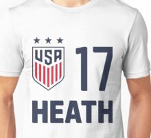 USWNT HEATH Unisex T-Shirt
