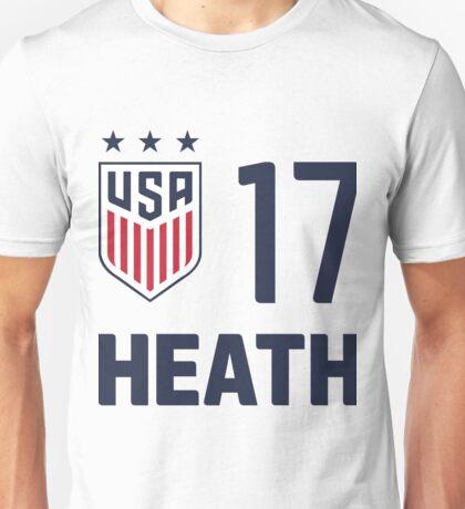 USWNT HEATH Unisex T-Shirt
