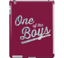 One of the Boys vintage #2 iPad Case/Skin