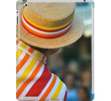 Bert (Soundsational) iPad Case/Skin