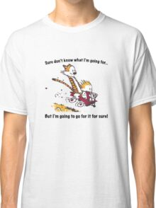 Calvin Go for it! Classic T-Shirt
