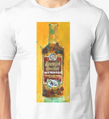 Samuel Smith Nut Brown Ale Beer Bottle Unisex T-Shirt