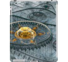 Blue Fantasy Landscape iPad Case/Skin