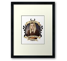 Tara - Buffy the Vampire Slayer Framed Print