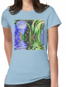 Dripping Wet Womens Fitted T-Shirt