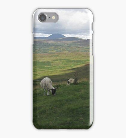 Ben Lomond on Loch Lomond, Scotland iPhone Case/Skin