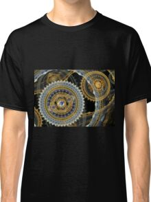Steampunk machine Classic T-Shirt