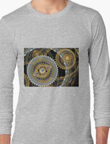 Steampunk machine Long Sleeve T-Shirt