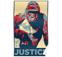 Harambe - Justice Poster