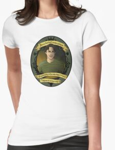 Xander - Buffy the Vampire Slayer Womens Fitted T-Shirt