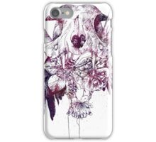 Spitting Feathers iPhone Case/Skin
