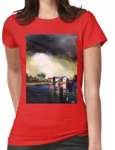Transience Womens Fitted T-Shirt