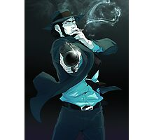 LT3 - Smoking Gun Photographic Print