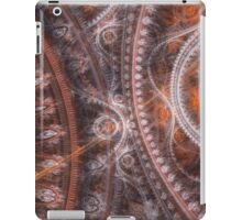 Steampunk time iPad Case/Skin