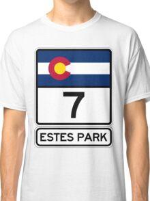 CO-7 Estes Park Colorado Classic T-Shirt