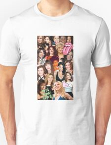 The Women of SNL collage Unisex T-Shirt