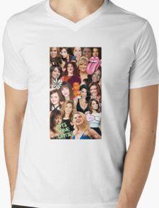 The Women of SNL collage Mens V-Neck T-Shirt