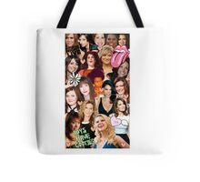 The Women of SNL collage Tote Bag