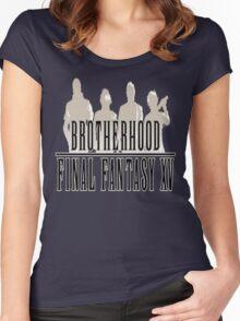 Final Fantasy XV - Brotherhood Women's Fitted Scoop T-Shirt