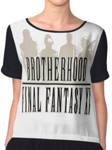 Final Fantasy XV - Brotherhood Chiffon Top