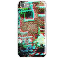 Glitch - Hotel - MatchaAlan iPhone Case/Skin