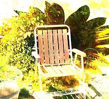 Sunflower Garden by CastielHolmes