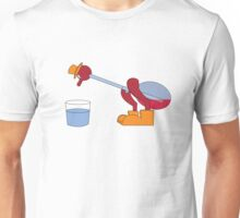 It's drinking the water Unisex T-Shirt