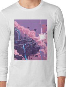 Pink Matter Long Sleeve T-Shirt