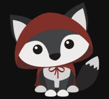 Little Red Riding Hood One Piece - Short Sleeve