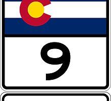 CO-9 Breckenridge Colorado by IntWanderer