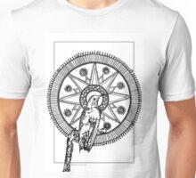 Hummingbird Mandala Unisex T-Shirt