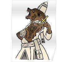Pope Werewolf IV Poster