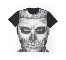 Zombie Boy Graphic T-Shirt