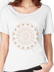 Fall/Autumn Mandala Women's Relaxed Fit T-Shirt