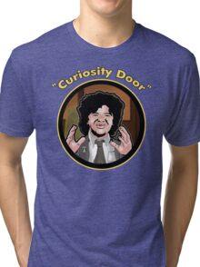 Curiosity Door Tri-blend T-Shirt