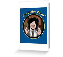 Curiosity Door Greeting Card