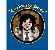 Curiosity Door Photographic Print